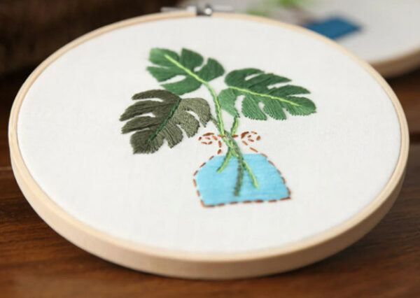 diy montera embroidery kit myembroiderypassions