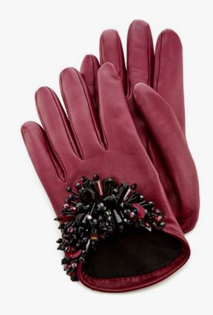 myembroiderypassions leather hand gloves