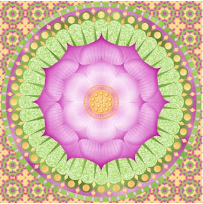 myembroiderypassions blog color mandala