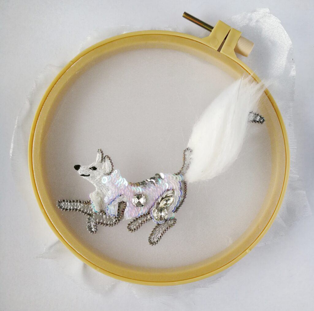 clover hoop myembroiderypassions embroidery blog